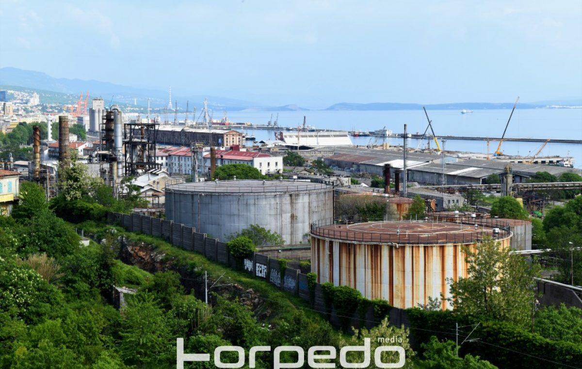 Evakuirani radnici Rafinerije nafte Rijeka – Dogodila se eksplozija unutar sustava kanalizacije