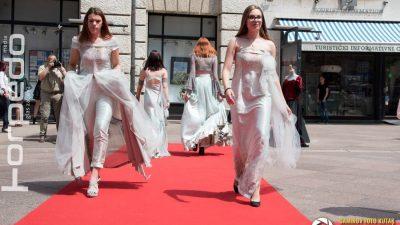 Modna revija Tekstilne škole @ Rijeka