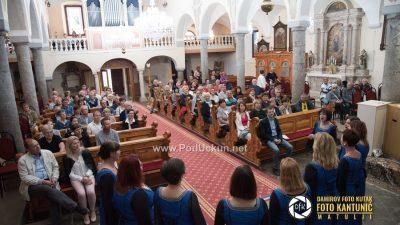 FOTO Koncertom ženske i muške klape Kastav nastavljeno obilježavanje Jelenine