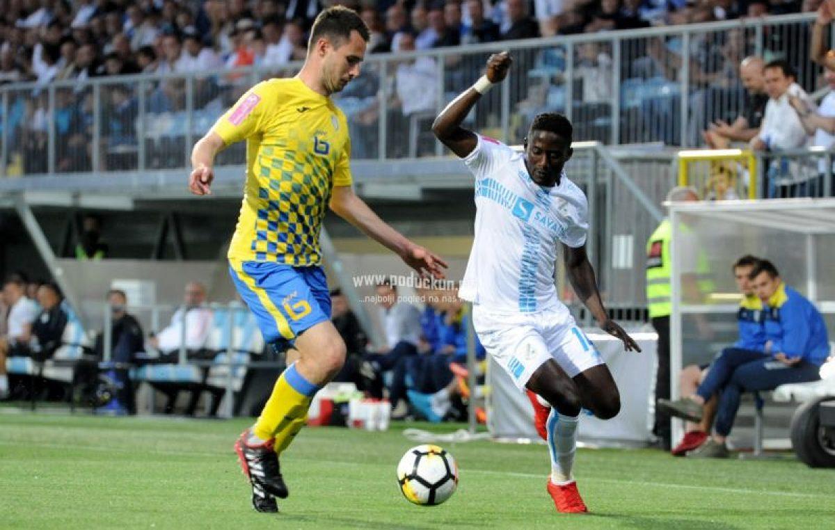 Nogometaši Rijeke s pet golova Interu čestitali Armadi rođendan @ Rujevica