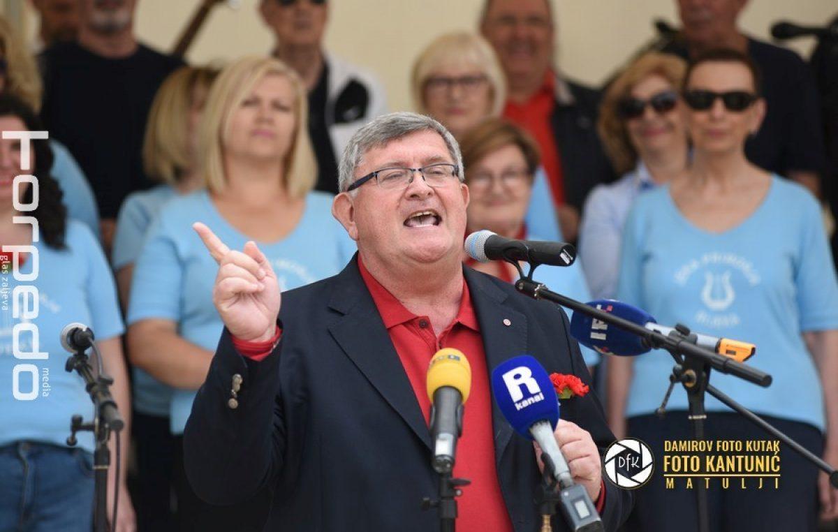 Obersnel pozvao birače u 8. jedinici: Iskažite mi povjerenje na izborima za Hrvatski sabor