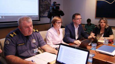 Sigurnosno stanje zadovoljavajuće usprkos povećanju kaznenih djela za 25 posto @ Rijeka
