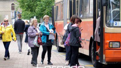 Obersnel prvo negirao, pa se ispravio: Rijeka plus preuzeo kontrolu karata u autobusima Autotroleja