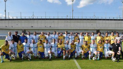 Veterani Rijeke pobijedili Brazil u revijalnoj utakmici