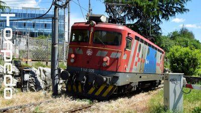 Sa željezničke pruge ukraden bakar vrijedan 35 tisuća kuna