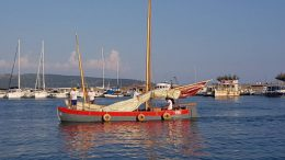 Nastavlja se obnova tradicijskih kvarnerskih barki u sklopu projekta Mala barka 2 – Porinut bragoc Paolina