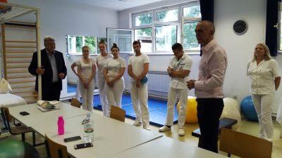 Najveća strukovna škola u županiji: Komadina obišao Medicinsku školu Rijeka
