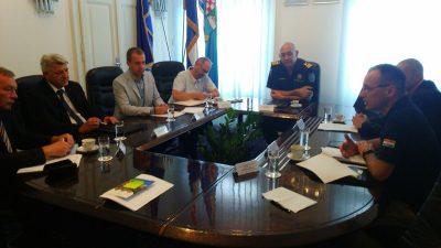 Primorsko-goranska županija izvršila sve pripremne zadaće za požarnu sezonu u 2018. godini