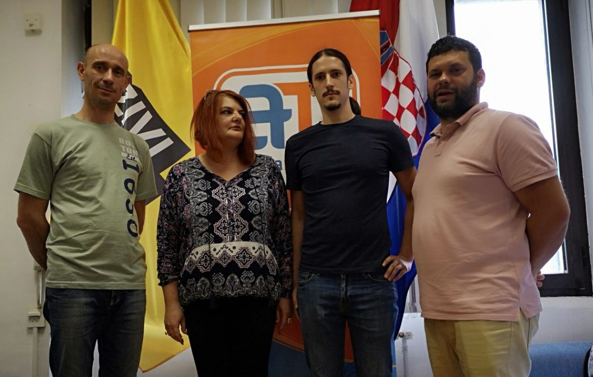 Akcija mladih i Živi zid o Marišćini: Tražit ćemo od Županijske skupštine da usvoji konkretne zaključke @ Rijeka