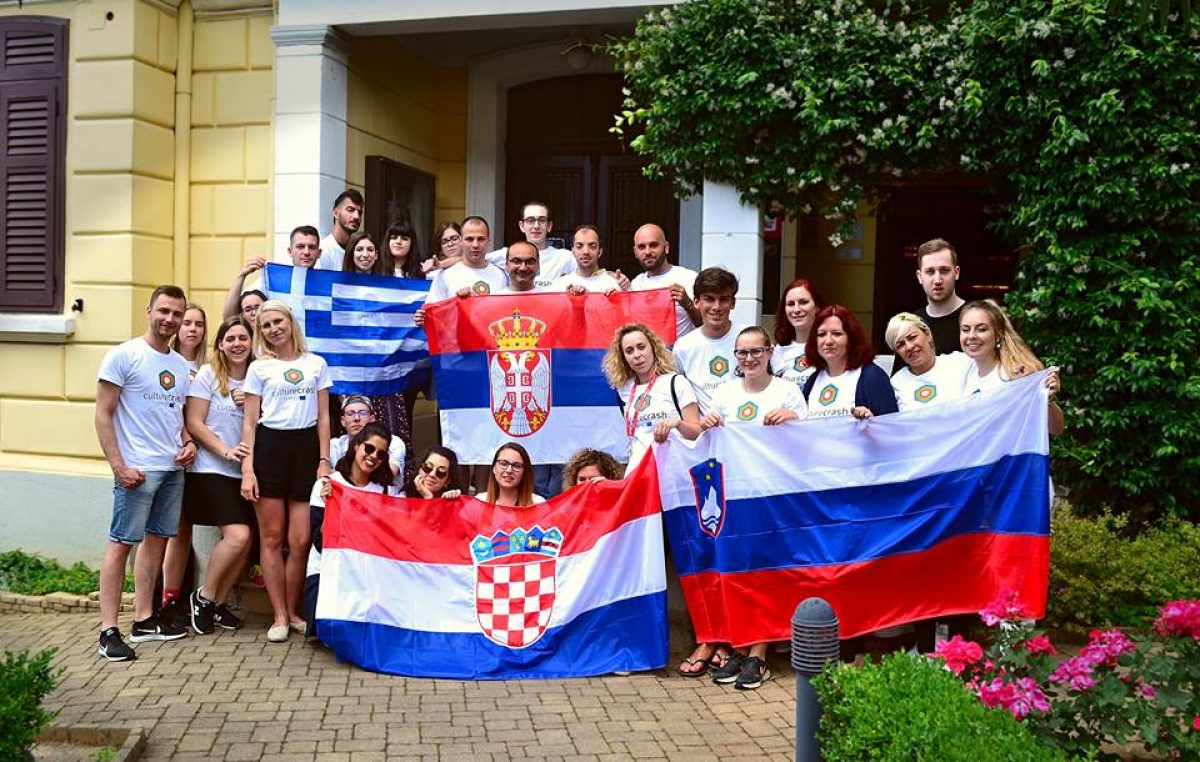 Upoznavanje multikulturalnosti i manjinskih zajednica okupilo 30 mladih ljudi iz pet europskih država @ Rijeka