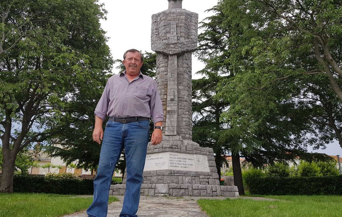 RAZGOVOR Ivica Rubeša – Pripremamo feštu za 55 godina od izgradnje spomenika Partizanu @ Kastav