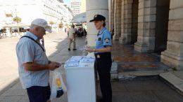 Djelatnice PU Primorsko – goranske savjetovale građane u sklopu Mjeseca borbe protiv ovisnosti