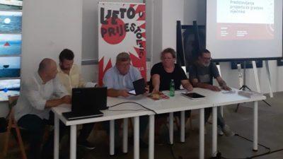 Prezentacija projekta Europske prijestolnice kulture za gradske vijećnike