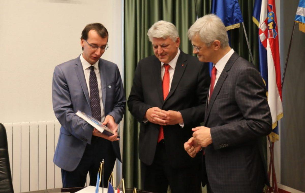 Turski veleposlanik Mustafa Babür Hızlan u nastupnom posjetu Rijeci i Primorsko-goranskoj županiji