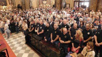 U katedrali sv. Vida služena misa povodom Dana državnosti