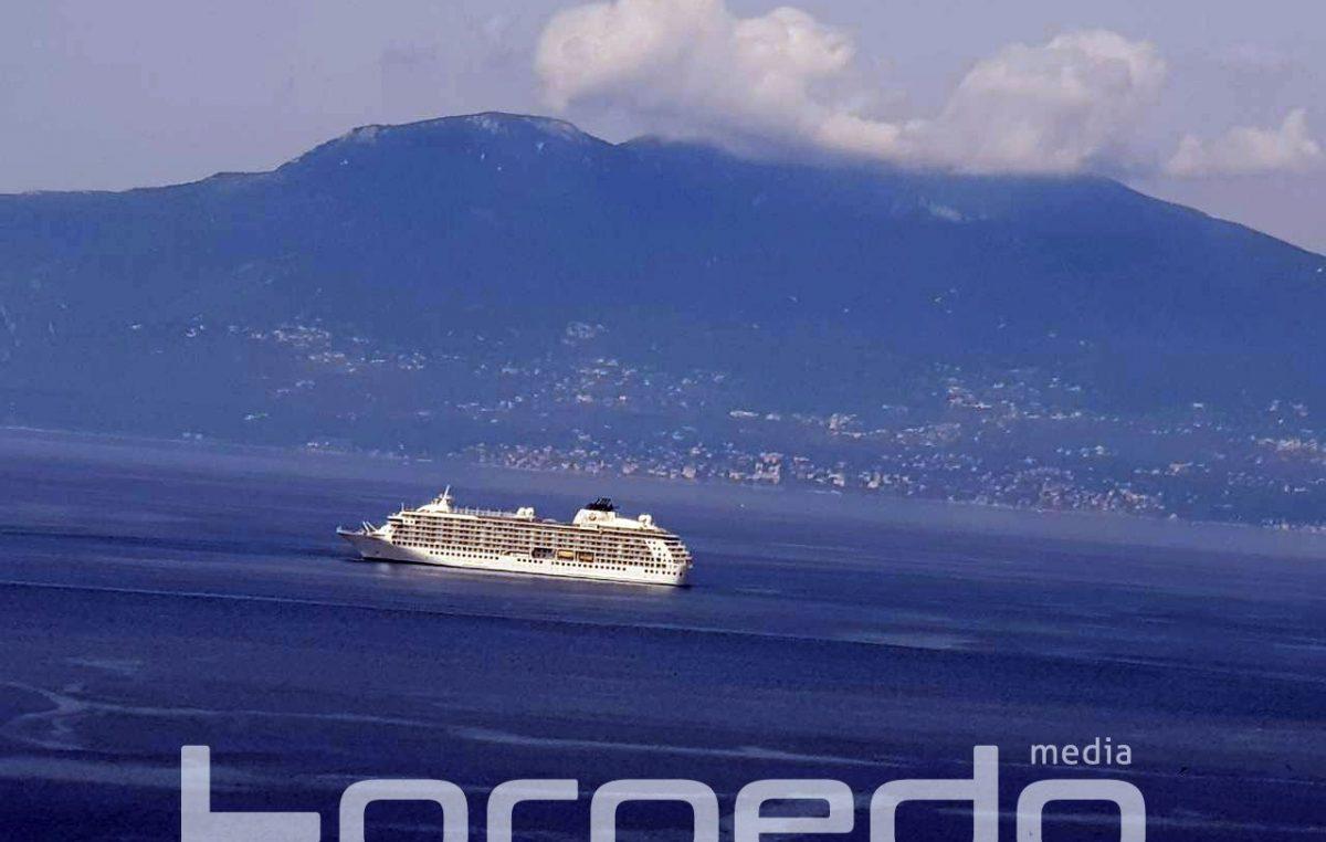U OKU KAMERE Spoj jahte i kuće za odmor – Luksuzni cruiser The World uplovio u riječku luku