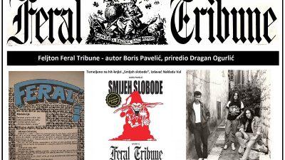 """FELJTON: """"UVOD U FERAL TRIBUNE"""" (1) – Kako je nastao Feral Tribune"""