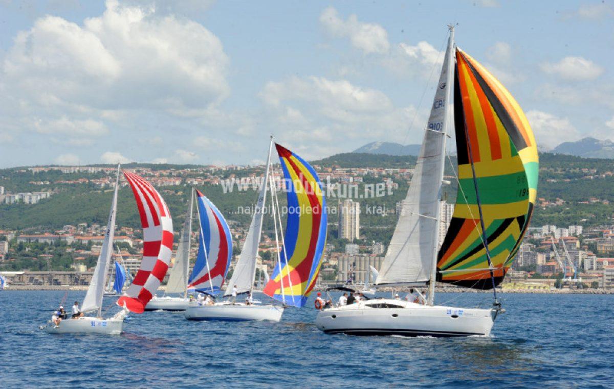 Fiumanka ove godine u svom redovnom terminu: drugi vikend u lipnju rezerviran je za jedrenje