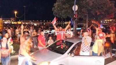 Hrvatska 'potopila' Argentinu @ Rijeka