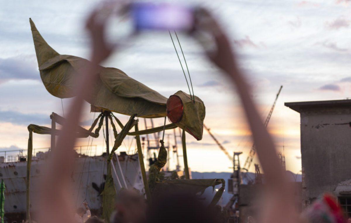 U OKU KAMERE Golemi kukci priredili spektakularno otvorenje Festivala Tobogan!