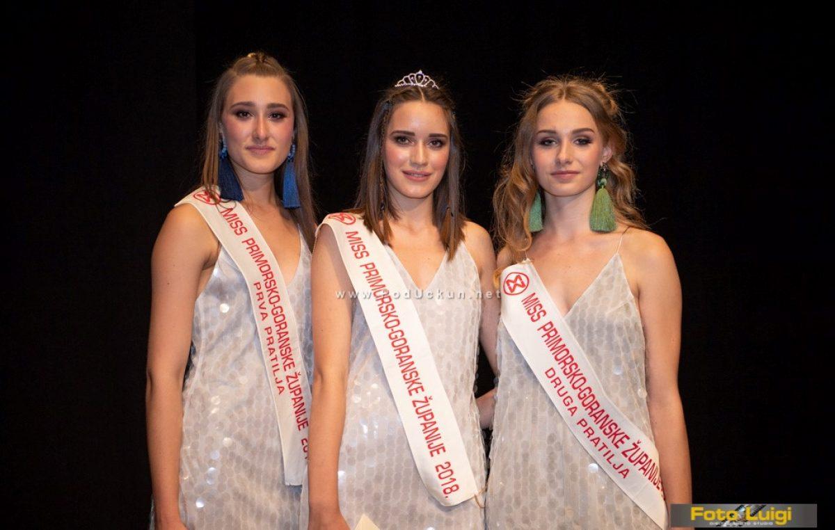 Održan izbor za Miss Primorsko-goranske županije za Miss Hrvatske 2018. @ Opatija