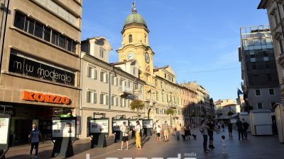 Grad Rijeka prvi na top listi hrvatskih gradova po broju i iznosu ugovorenih EU projekata