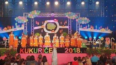 Riječki zborovi osvojili brojne nagrade na Kukuričeku 2018. @ Đurđevac
