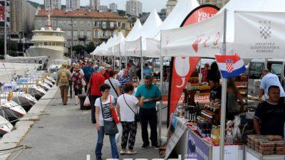 Više od 130 izlagača na akciji Kupujmo hrvatsko u Rijeci