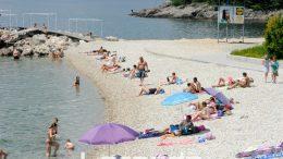 Učestale krađe na plažama