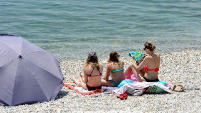 Izvrsna kakvoća mora za kupanje na riječkim plažama: Tri mjerenja pokazala odlične rezultate @ Rijeka