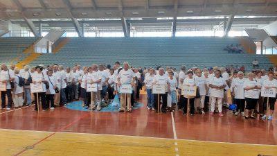 Održane jubilarne 15. Sportske igre antifašista: Više od 250 sudionika natjecalo se u četiri discipline @ Rijeka