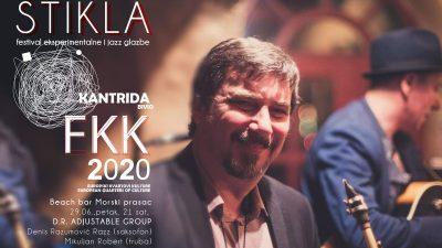 Sutra počinje ŠTIKLA – Ljetni festival jazz i eksperimentalne glazbe na Kantridi @ Rijeka
