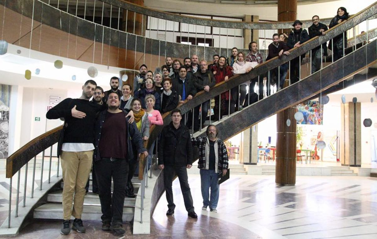 Međunarodni edukacijski program za kulturnjake 'LAB for European Project making' gostuje u Rijeci