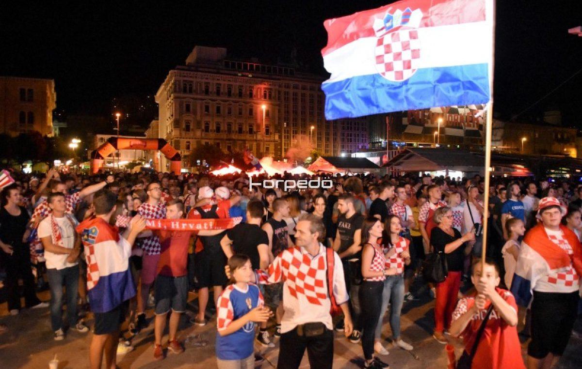 Erupcija veselja na Gatu Karoline Riječke – Hrvatska upisala tri boda na početku prvenstva @ Rijeka