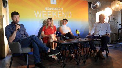 Najavljen 11. Weekend Media Festival: Doznajte možete li vjerovati svom mobitelu i slušaju li predsjednici komunikacijske savjetnike