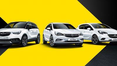 Neodoljiva ljetna ponuda – Ostvarite uštede na svim Opelovim modelima @ PSC Primorje