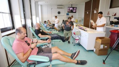 Akcija darivanja krvi na Viškovu ove subote