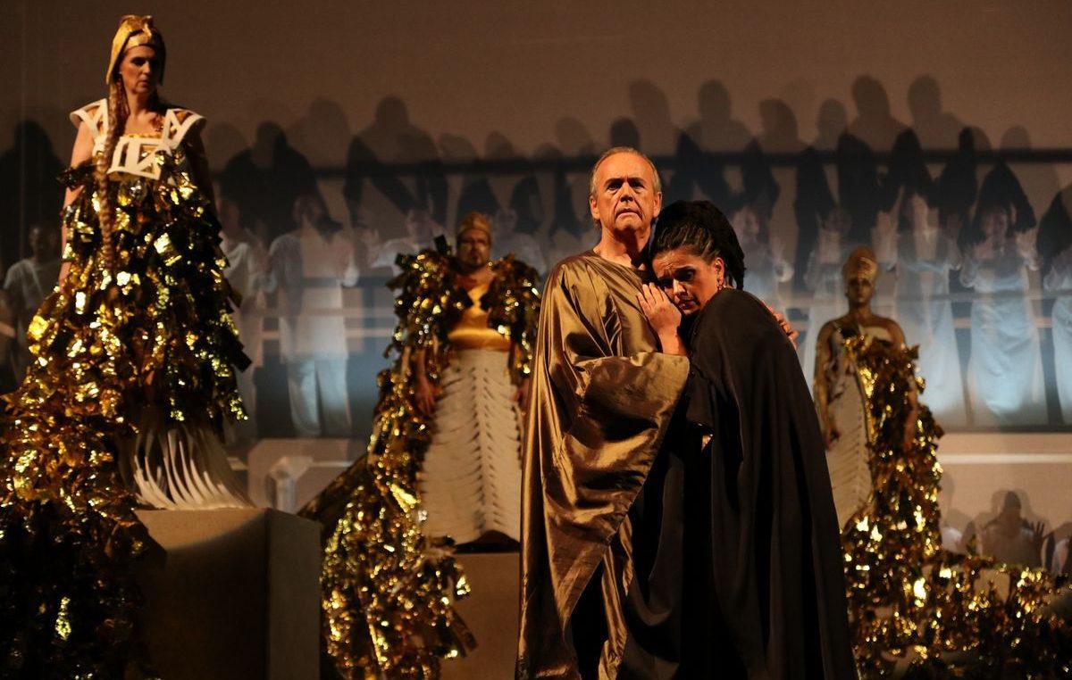 Ljeto klasike riječke Opere u pulskoj Areni: Spektakli Aida i Carmina Burana pod otvorenim nebom