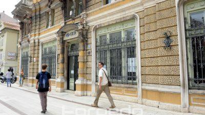 U OKU KAMERE Radnici među knjigama – Palazzo Modello zatvoren zbog radova na instalacijama @ Rijeka