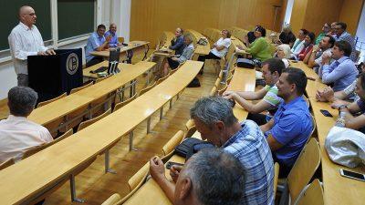 Na Pomorskom fakultetu održana promocija knjige Tibora Pognja