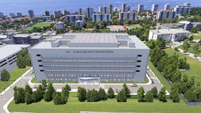 Projekt Nove bolnice na Sušaku dobio jamstvo Vlade