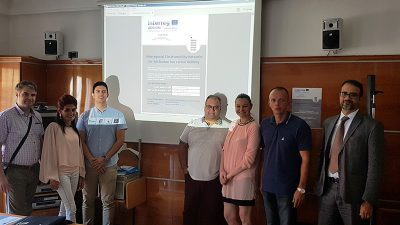 Sastanak partnera projekta EnerMOB za promicanje korištenja električnih vozila @ Nova Gorica