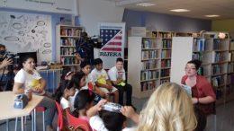 Učenje engleskog za djecu romske nacionalnosti