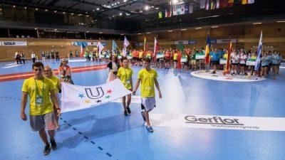 U dvorani na Zametu otvoreno Svjetsko sveučilišno rukometno prvenstvo