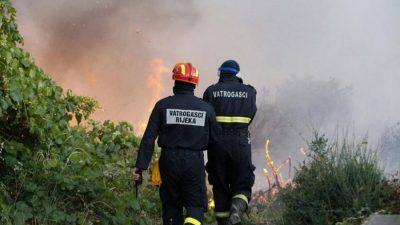 Riječki vatrogasci uspješni na terenu i u financijskom poslovanju