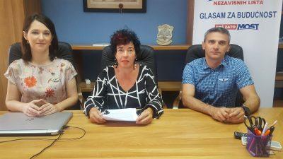 Mirna Međimorec: Vladajuća koalicija i Ksenija Žauhar dio su problema, a ne rješenja kod pitanja Marišćie @ Viškovo