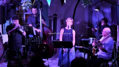 FOTO Ritam dvorišta nastavljen koncertom Spart Jazz Quinteta  @ Kastav