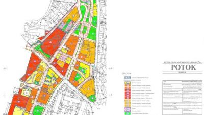 Javna rasprava o izmjenama Detaljnog plana uređenja Potoka