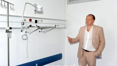 """FOTO Veliki """"makeover"""" KBC-a Rijeka vrijedan 50 milijuna kuna: Uređuje se 12 dnevnih bolnica i kirurgija"""