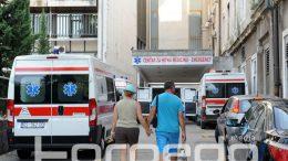 Još jedan smrtni slučaj zbog nemara? Pacijent otpušten iz KBC-a Rijeka i preminuo u sanitetskim kolima